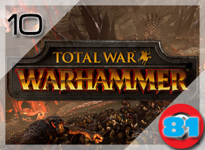 Top 10 PC Games of 2016: Total War: Warhammer