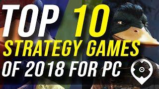 Top 10 Juegos Estrategia 2018 sobre PC