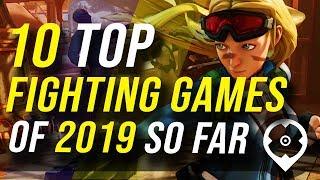 10 Mejores Juegos de Lucha de 2019