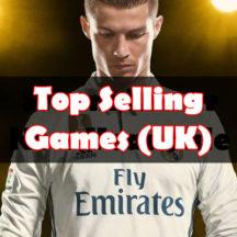 Aquí tienes a las mejores ventas de la semana pasada en Inglaterra