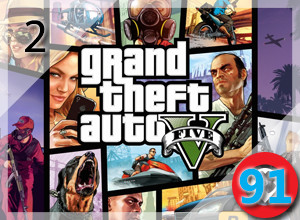 Top 10 PC Games of 2015: Grand Theft Auto V