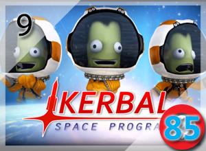 Top 10 PC Games of 2015: Kerbal Space Program