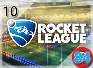 Top 10 PC Games of 2015: Rocket League