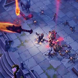 Torchlight 3 Reliquia del Destructor en Llamas