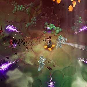 Torchlight 3 Ataque