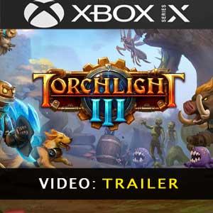 Torchlight 3 Video del Trailer