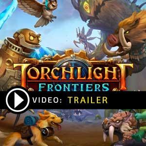 Comprar Torchlight Frontiers CD Key Comparar Precios