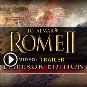 Comprar Total War Rome 2 Emperor Edition CD Key Comparar Precios
