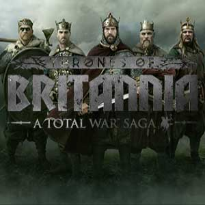 Buy Total War Saga Thrones Of Britannia CD Key Compare Prices