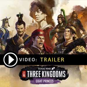 Comprar Total War THREE KINGDOMS Eight Princes CD Key Comparar Precios