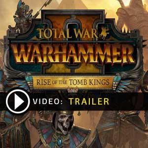 Comprar Total War Warhammer 2 Rise Of The Tomb Kings CD Key Comparar Precios