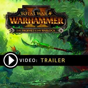 Comprar Total War WARHAMMER 2 The Prophet & The Warlock CD Key Comparar Precios