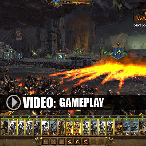 Buy Total War Warhammer Gameplay Video