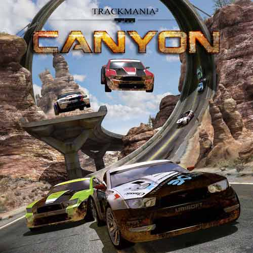 Descargar Trackmania 2 Canyon - key Steam