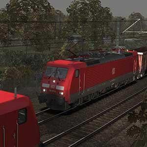 The Rhine Railway