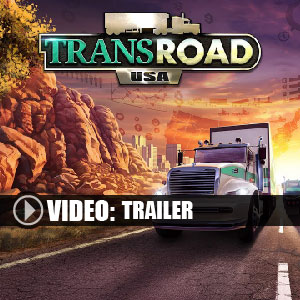 Comprar TransRoad USA CD Key Comparar Precios