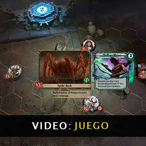 Trials of Fire Video del juego