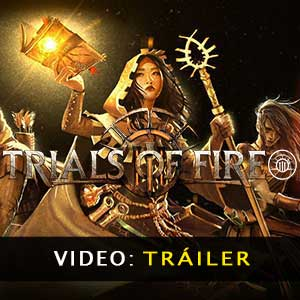 Trials of Fire Video dela campaña