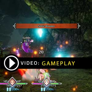 TRIALS of MANA Gameplay Video