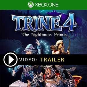 Comprar Trine 4 The Nightmare Prince Xbox One Barato Comparar Precios