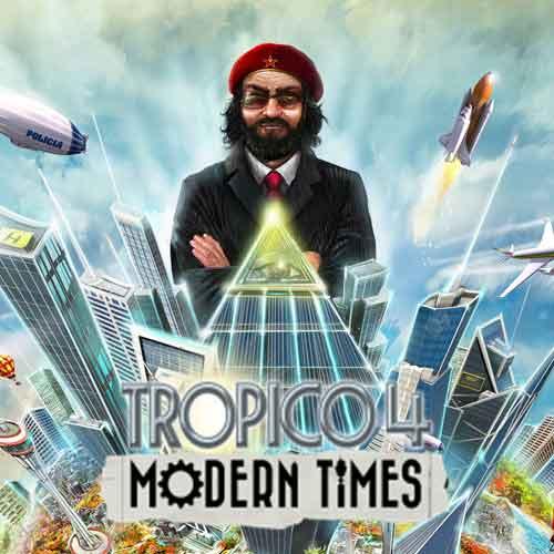 Comprar clave CD Tropico 4 Modern times y comparar los precios