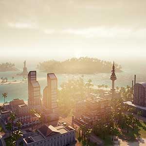Tropico 6 Rascacielos