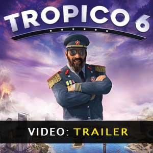Tropico 6 Tráiler En Vídeo