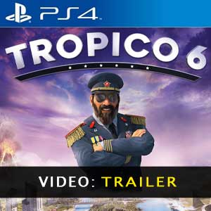 Tropico 6 PS4 Tráiler En Vídeo