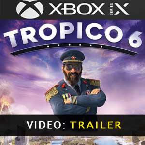 Tropico 6 Xbox Series X Tráiler En Vídeo