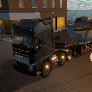 a trucking experience