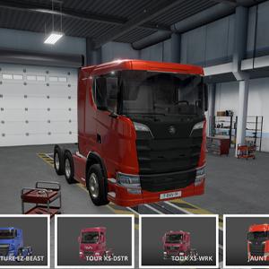 Truck Driver - Serie de desarrollo de Jaunt