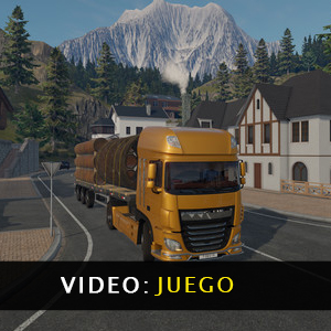 Truck Driver Vídeo del juego