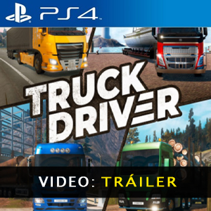 Truck Driver PS4 Video Trailer