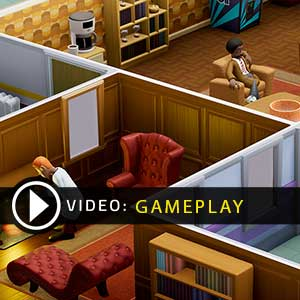 Two Point Hospital Gameplay Video