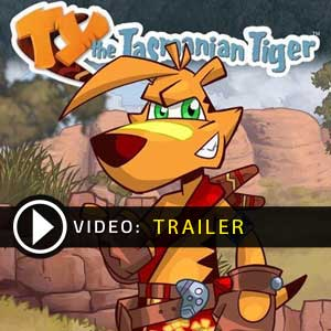 Comprar TY the Tasmanian Tiger CD Key Comparar Precios