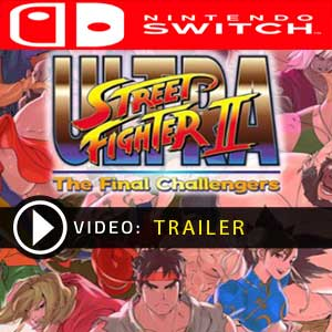 Ultra Street Fighter 2 The Final Challengers Nintendo Switch BARATO Precios Digitales o Edición Física
