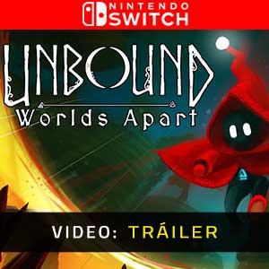 Unbound Worlds Apart Nintendo Switch Vídeo Del Tráiler