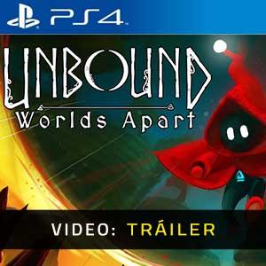 Unbound Worlds Apart PS4 Vídeo Del Tráiler