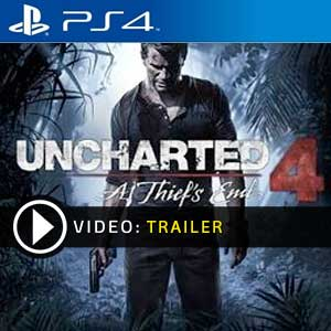 Uncharted 4 A Thiefs End PS4 Precios Digitales o Edición Física