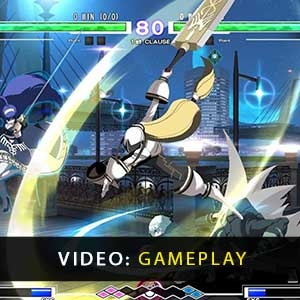 UNDER NIGHT IN-BIRTH Exe Late Gameplay Video