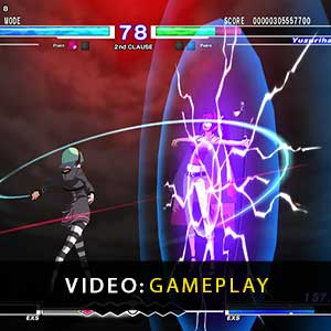 UNDER NIGHT IN-BIRTH ExeLatest Gameplay Video