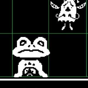 Froggit y Whimsum acercaba