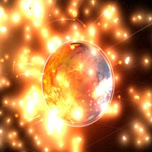 Collide Planets & Stars en Sandbox 2