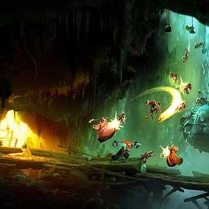 Unruly Heroes - Cueva espeluznante