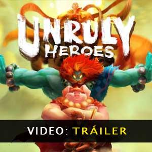 Unruly Heroes Video dela campaña