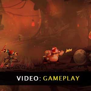 Unruly Heroes Video del juego