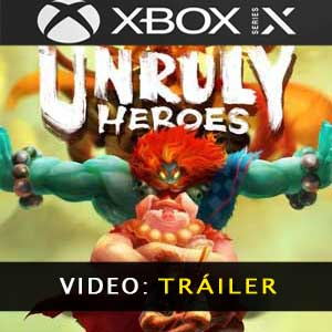 Unruly Heroes Video dela campaña