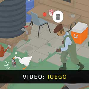 Untitled Goose Game Video del juego