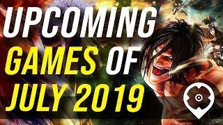 Próximos Juegos de Julio 2019