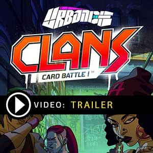 Comprar Urbance Clans Card Battle CD Key Comparar Precios